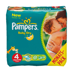 Pampers Windel-Abo